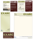 2011-2013: EXARC Corporate Identity products