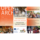 2013: Example advert for an OpenArch Partner